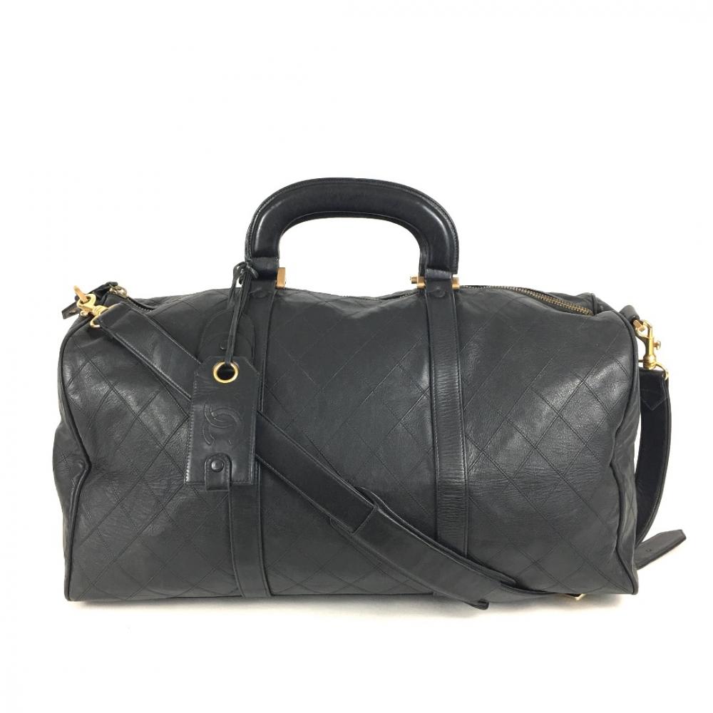 chanel boston handtasche myprivatedressing schweiz kaufen und verkaufen sie ihre. Black Bedroom Furniture Sets. Home Design Ideas
