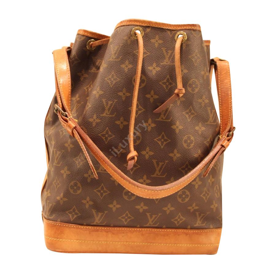 "Louis Vuitton - Handbag ""Monogram Noé"" : MyPrivateDressing"