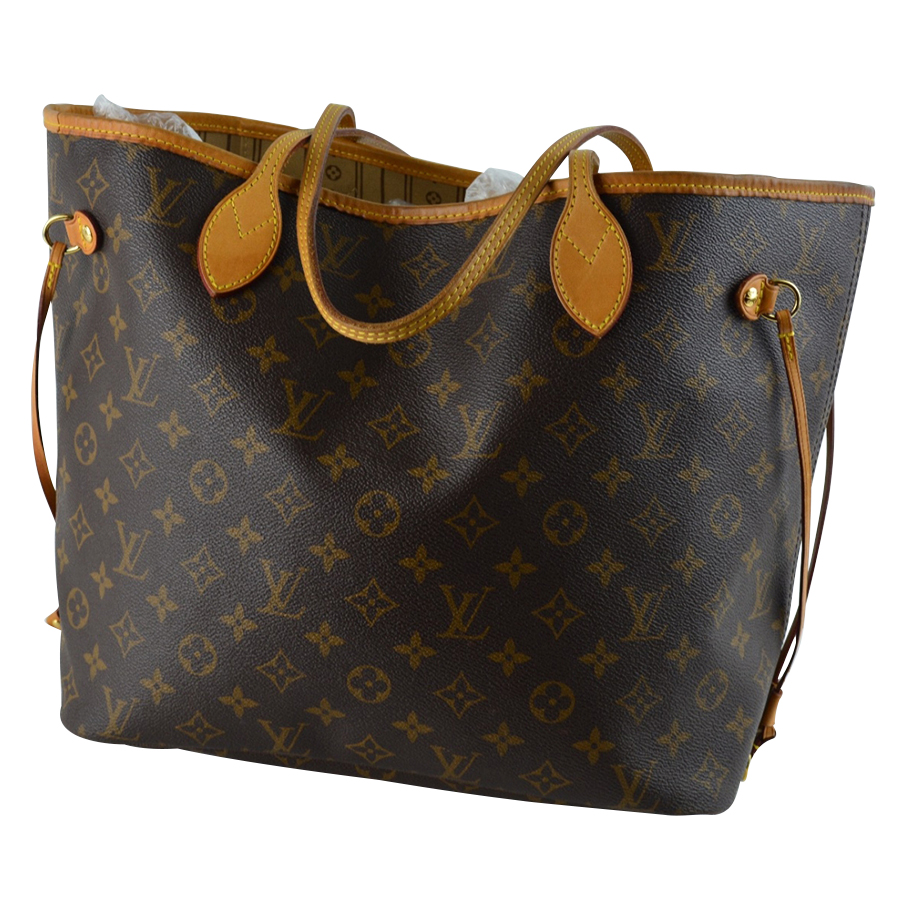 louis vuitton handbag neverfull myprivatedressing buy and sell vintage and second hand. Black Bedroom Furniture Sets. Home Design Ideas
