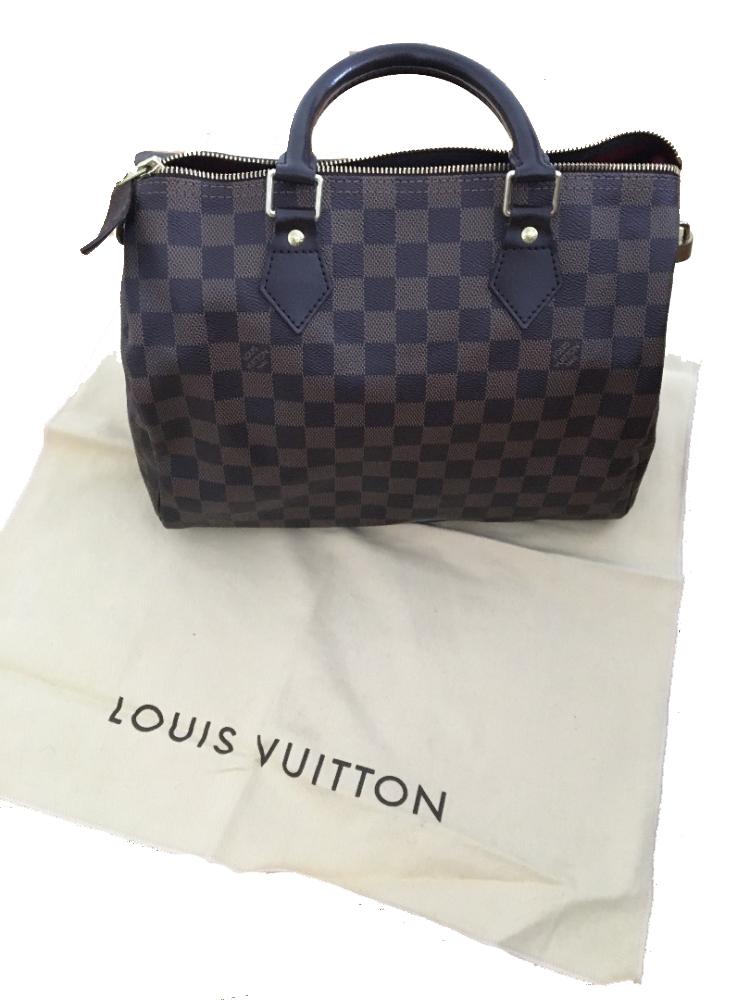 7bcba6e3e9f2a Louis Vuitton - Speedy 30 Damier Tasche   MyPrivateDressing Schweiz ...
