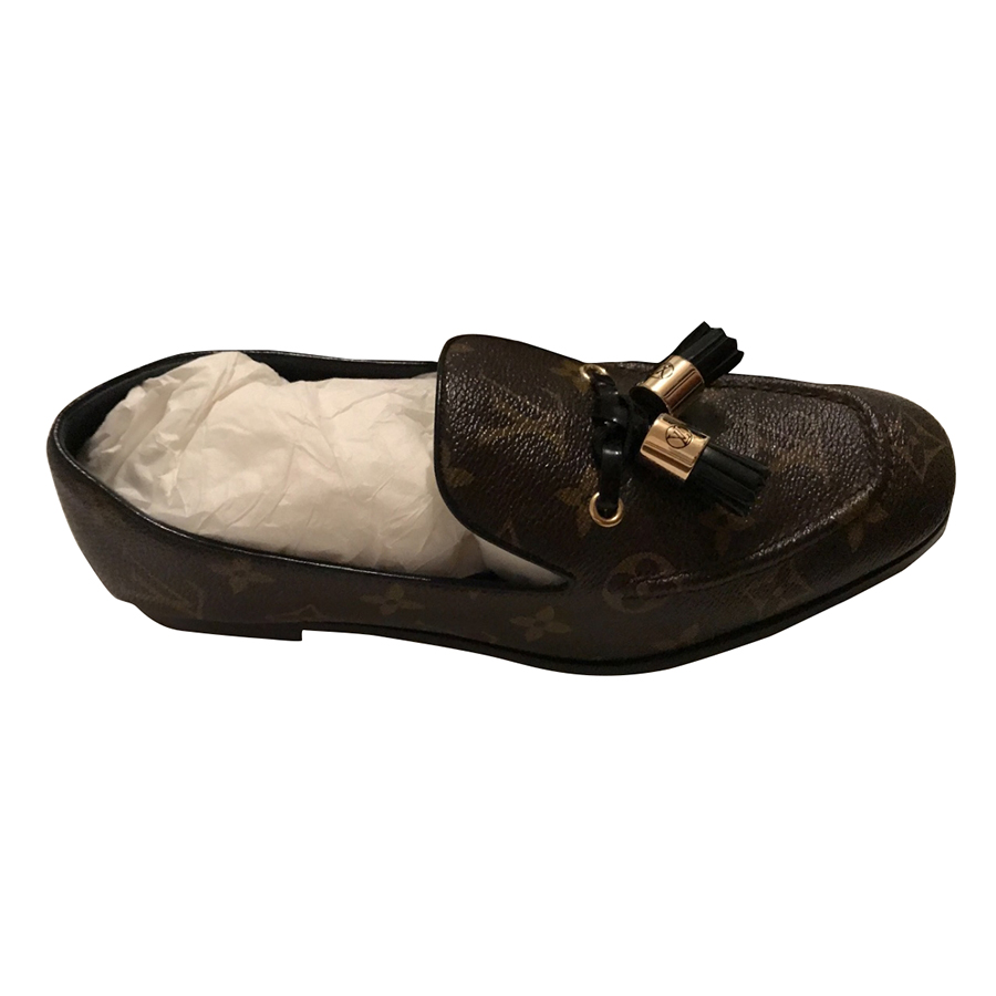 0b76a7560364 Louis Vuitton - Loafers   MyPrivateDressing. Buy and sell vintage ...