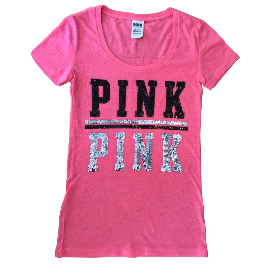 5b82f573d21ae Victoria's Secret - T-Shirt : MyPrivateDressing. Buy and sell vintage and  second hand designer fashion and watches. Free listing. Authenticity – ...