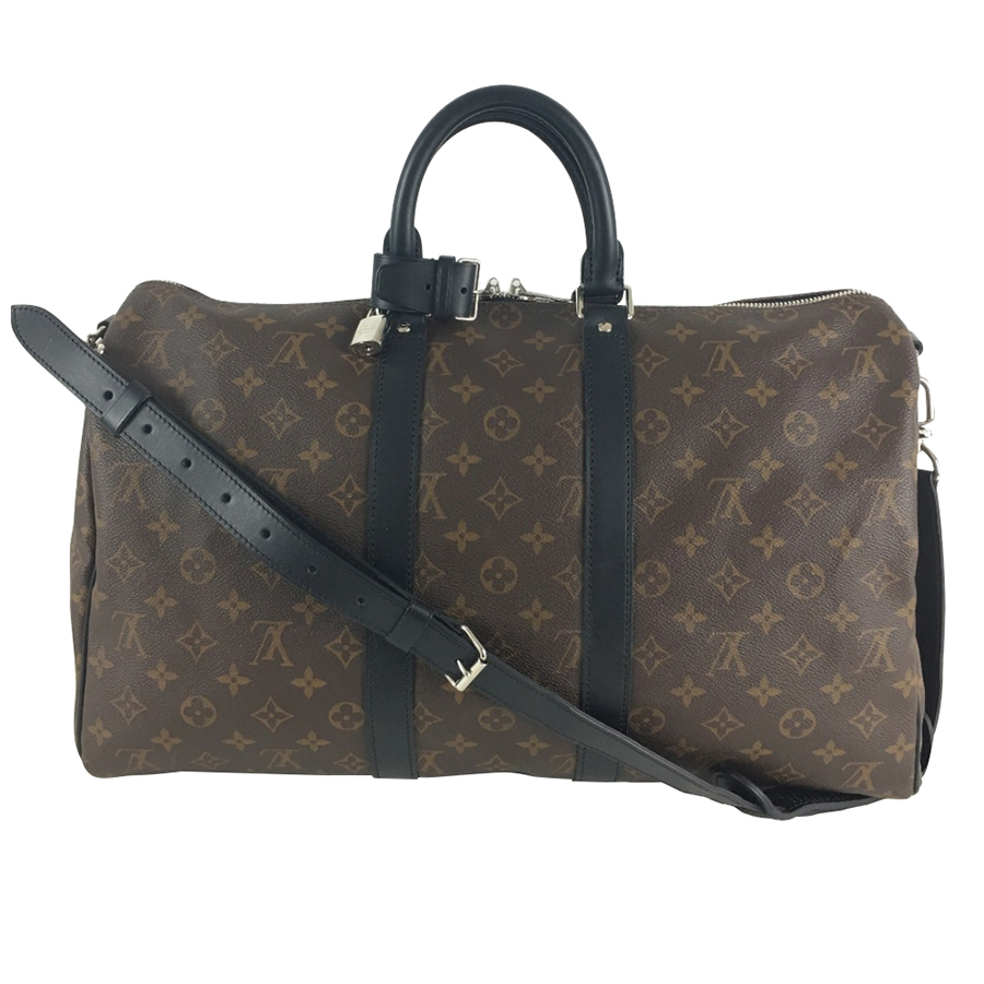 louis vuitton macassar keepall 45 reisetasche myprivatedressing schweiz kaufen und. Black Bedroom Furniture Sets. Home Design Ideas