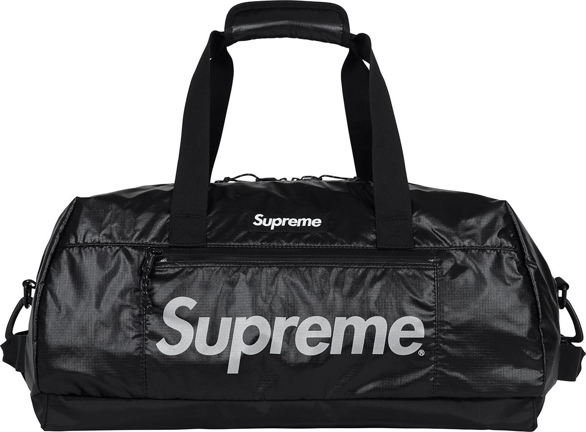 supreme ripstop duffle bag myprivatedressing buy. Black Bedroom Furniture Sets. Home Design Ideas