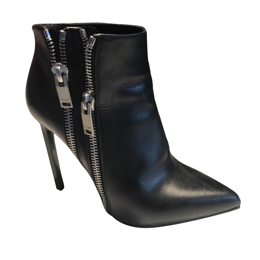 3bb0f5b7c7a Yves Saint Laurent - Ankle Boots : MyPrivateDressing. Buy and sell ...