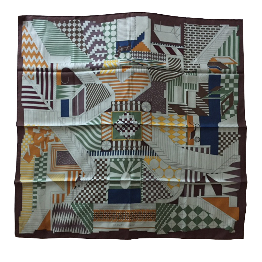 Hermès - Foulard   MyPrivateDressing vide dressing suisse luxe ... e78015a7802