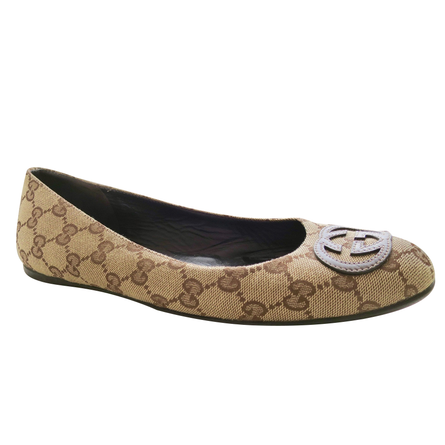 18c145c11b7 Gucci - Ballerinas   MyPrivateDressing. Buy and sell vintage and ...