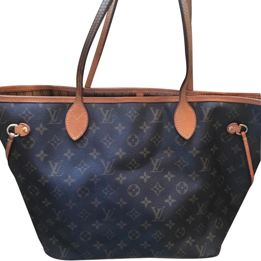 312b1f46a7c7 Louis Vuitton - Cabas  Never Full Medium    MyPrivateDressing vide ...