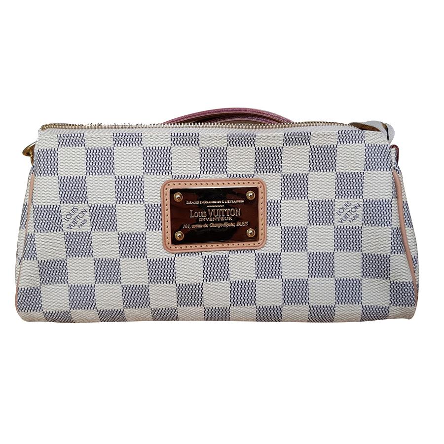 6b1069c8c4af Louis Vuitton -  Eva Damier Azur  Handbag   MyPrivateDressing. Buy ...