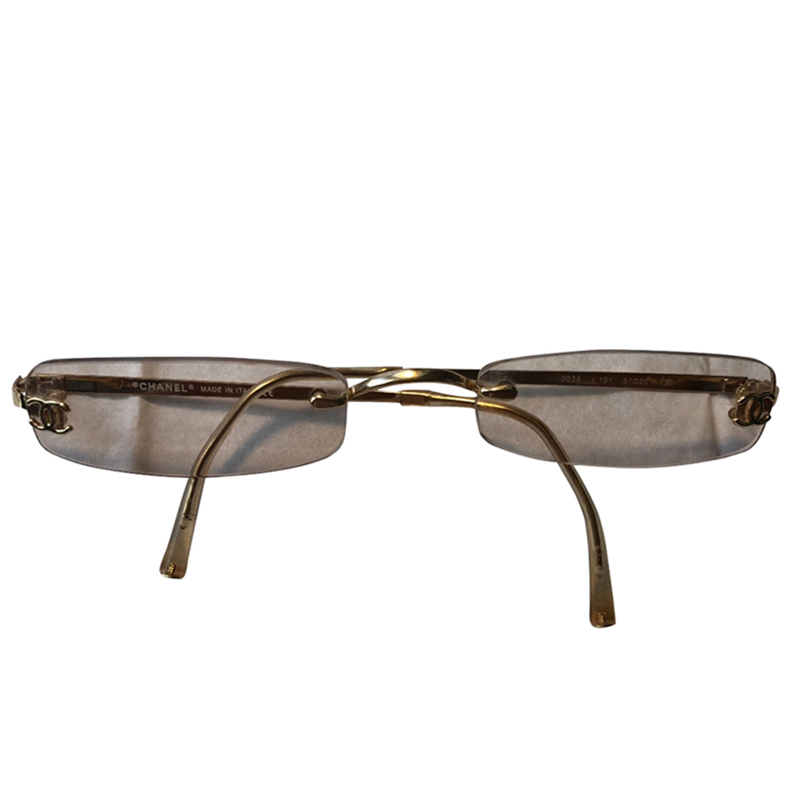 Chanel - Eyewear : MyPrivateDressing. Buy and sell vintage and ...