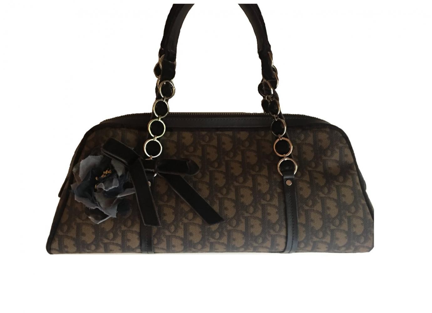 Christian Dior - Handbag   MyPrivateDressing. Buy and sell vintage ... 9257e4483e2ce
