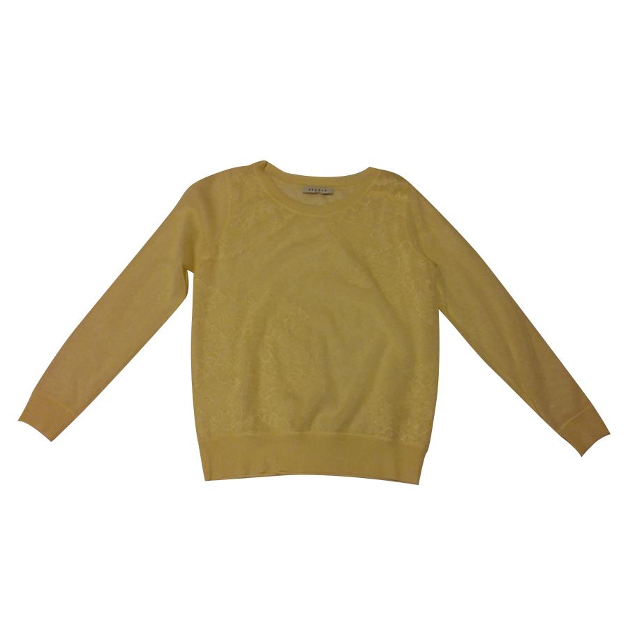 af26643d2174 Sandro - Pull   MyPrivateDressing vide dressing suisse luxe online ...