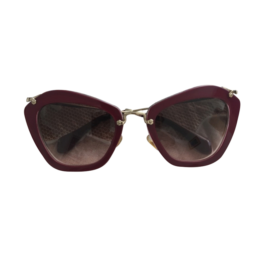 5f502193977 Miu Miu - Sunglasses   MyPrivateDressing. Buy and sell vintage and ...