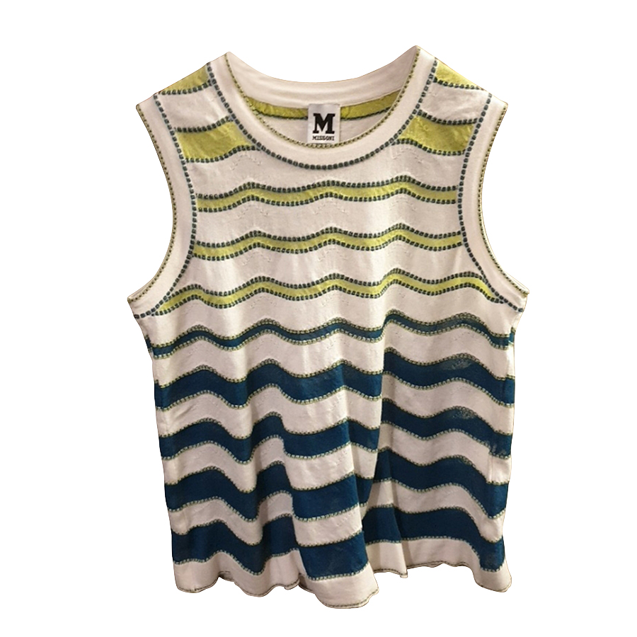 57f6734974ea83 Missoni - Top   MyPrivateDressing. Buy and sell vintage and second ...