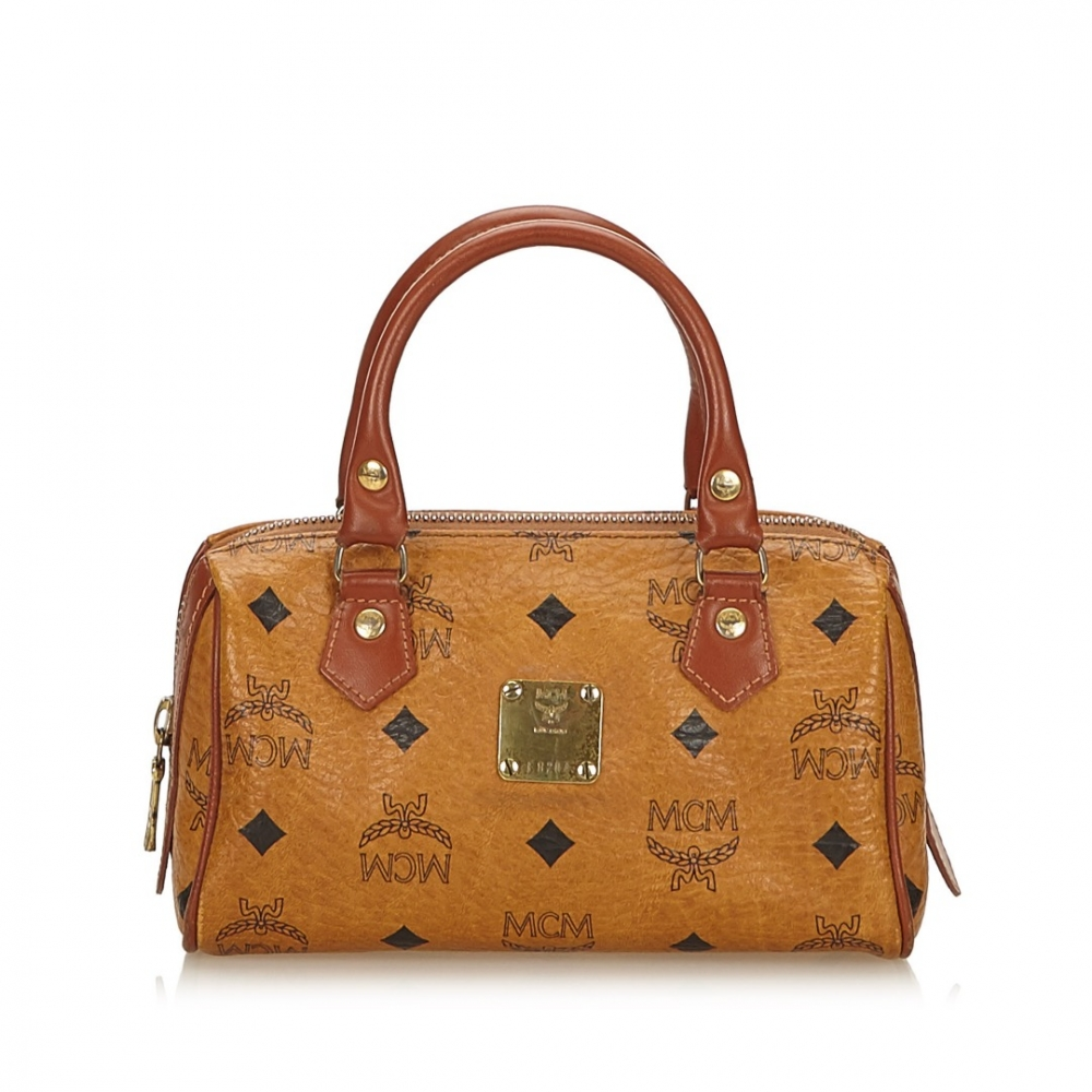 cc898bd9df68 MCM - Handbag   MyPrivateDressing. Buy and sell vintage and second ...