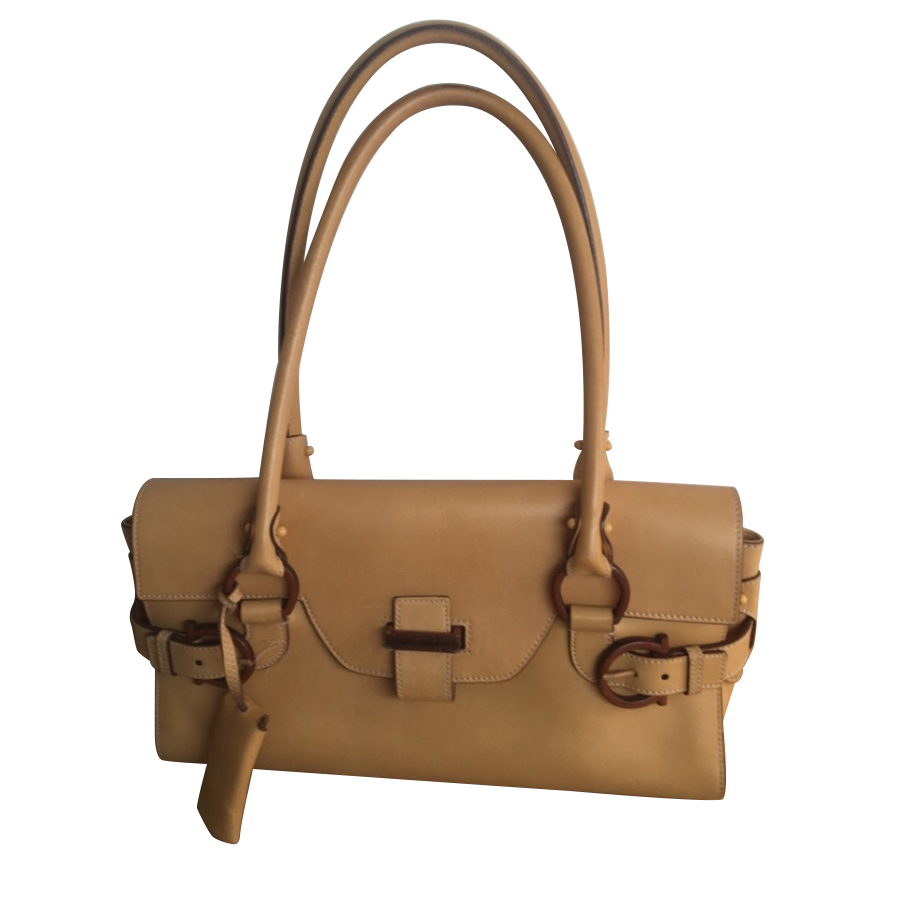 d342f304a887 Salvatore Ferragamo - Handbag   MyPrivateDressing. Buy and sell ...