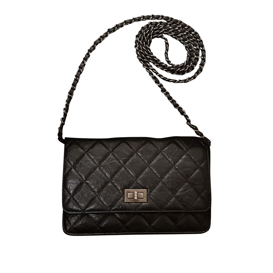 a032bd7a37c139 Chanel - Wallet on chain : MyPrivateDressing. Buy and sell vintage ...