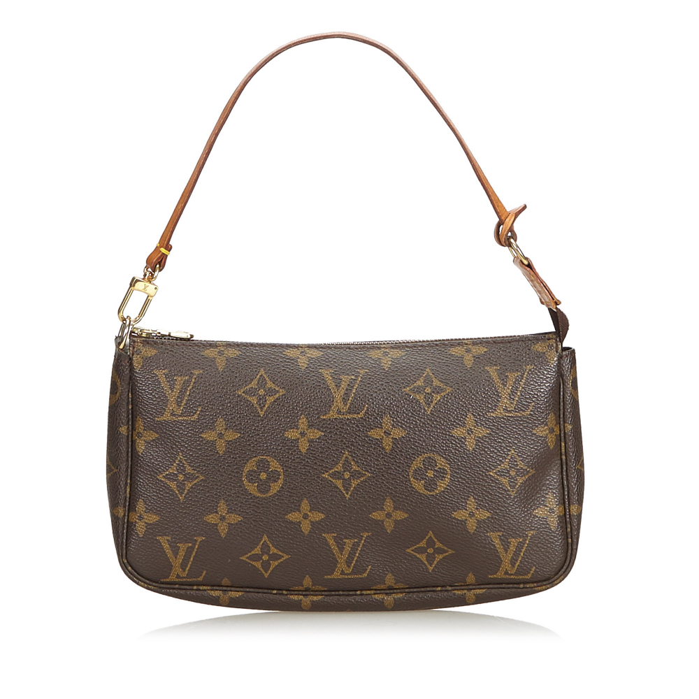 magasin d'usine a5390 dd0cd Louis Vuitton - Monogram Pochette Accessoires : MyPrivateDressing. Buy and  sell vintage and second hand designer fashion and watches. Free listing. ...