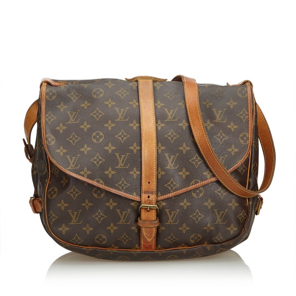 1114294464ed Louis Vuitton - Monogram Saumur 35   MyPrivateDressing. Buy and sell ...