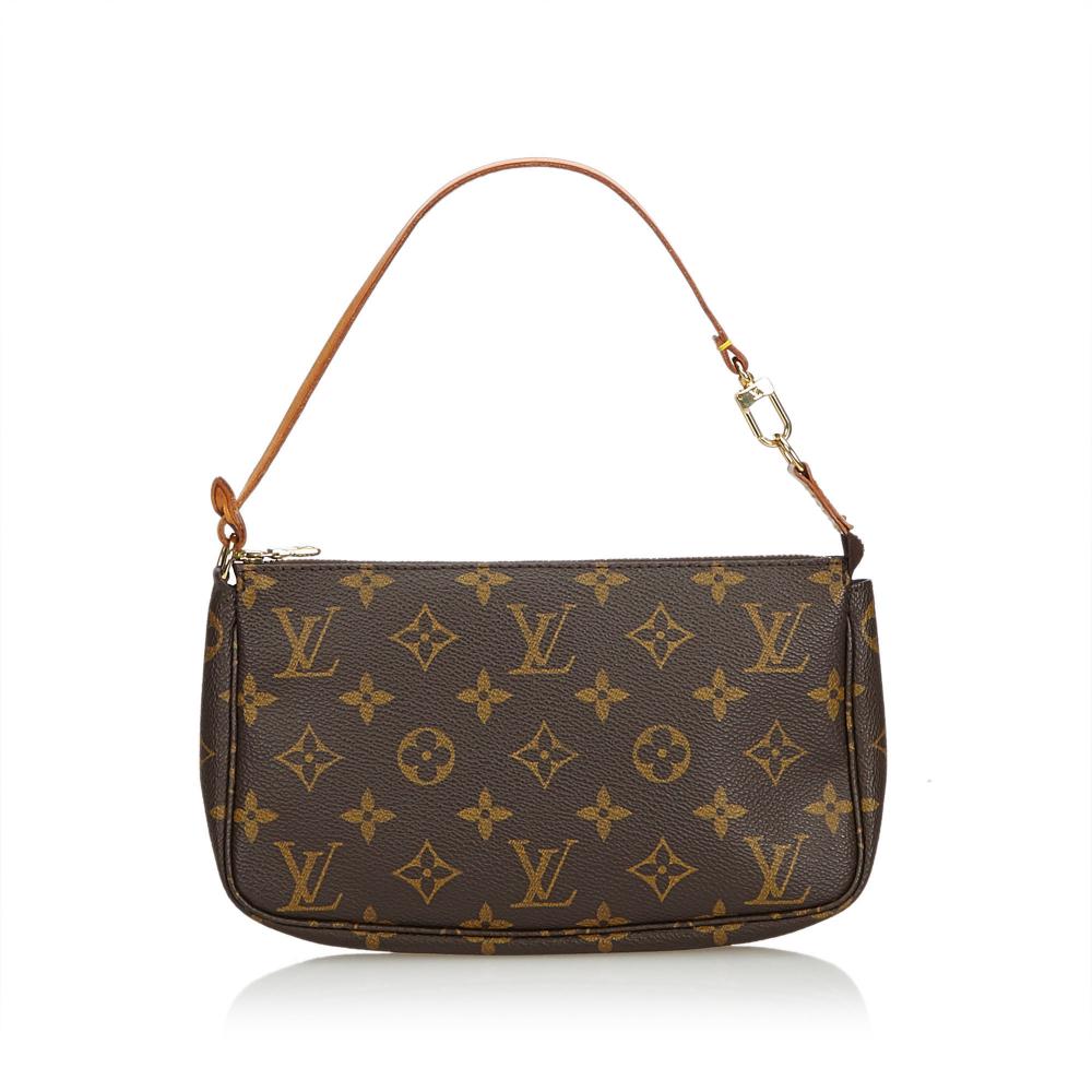 728d4fe76 Louis Vuitton - Monogram Pochette Accessoires : MyPrivateDressing ...