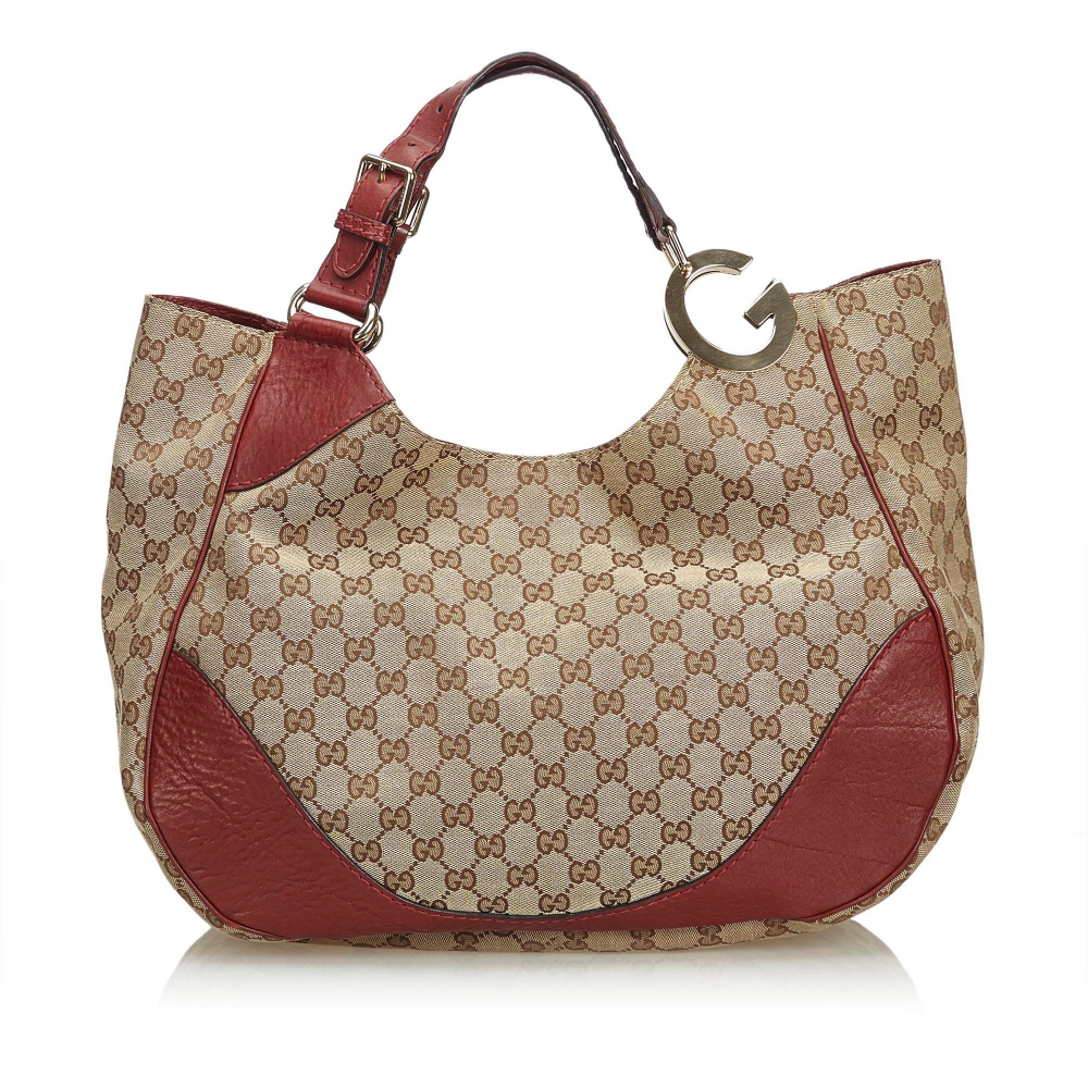 fc99a378a2d Gucci - GG Jacquard Charlotte Tote Bag : MyPrivateDressing. Buy and ...