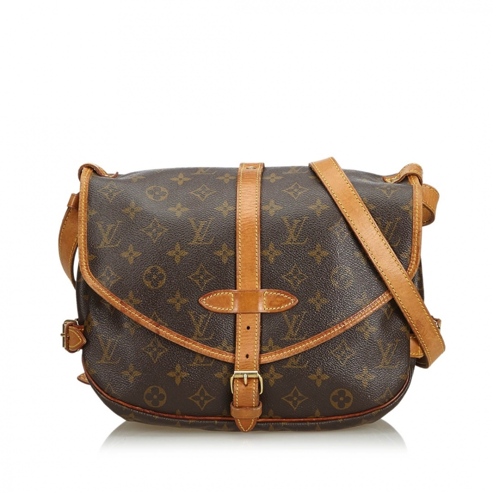 Louis Vuitton - Monogram Saumur 30   MyPrivateDressing. Buy and sell ... c120517a4