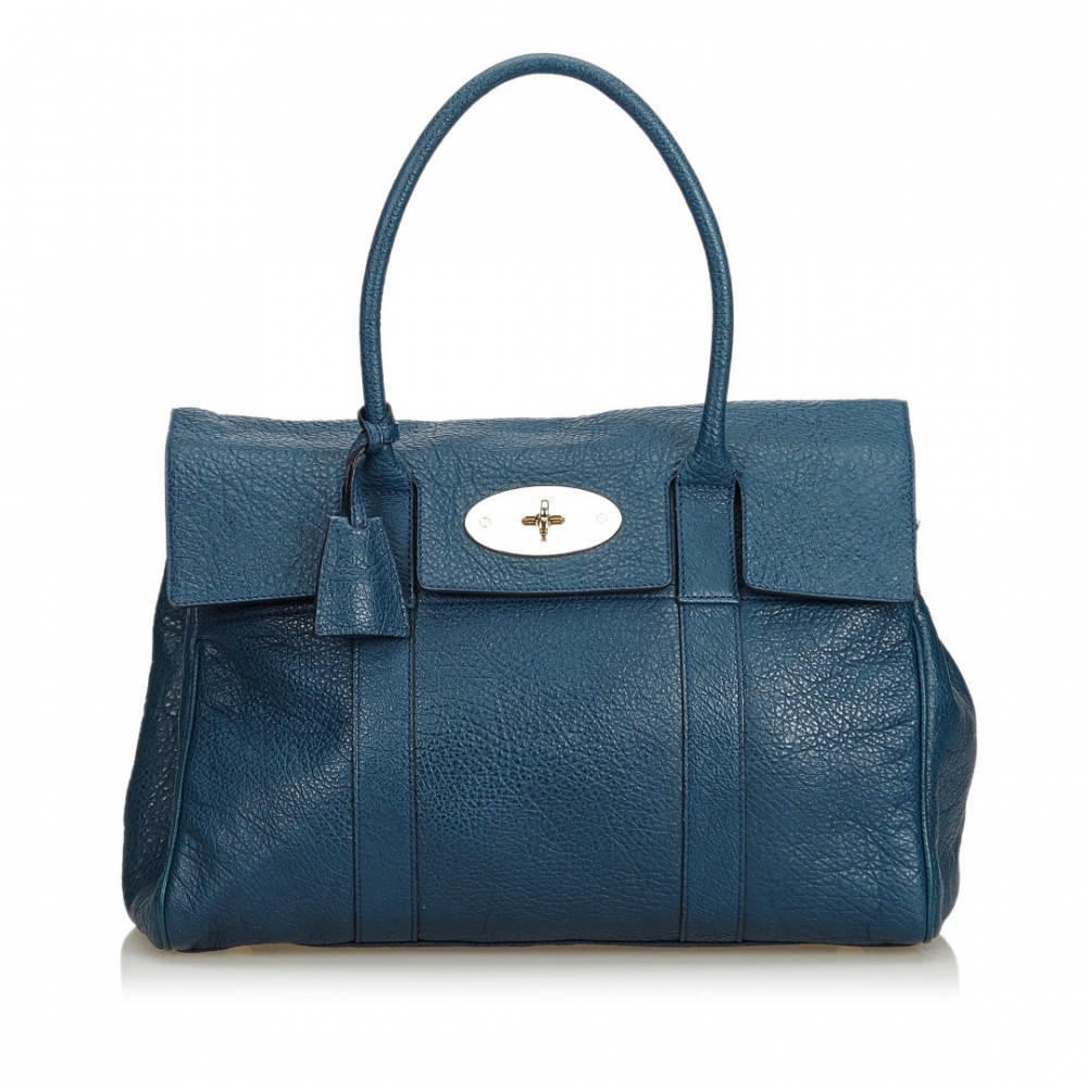 6b267a6db2 Mulberry - Leather Bayswater Handbag   MyPrivateDressing. Buy and ...