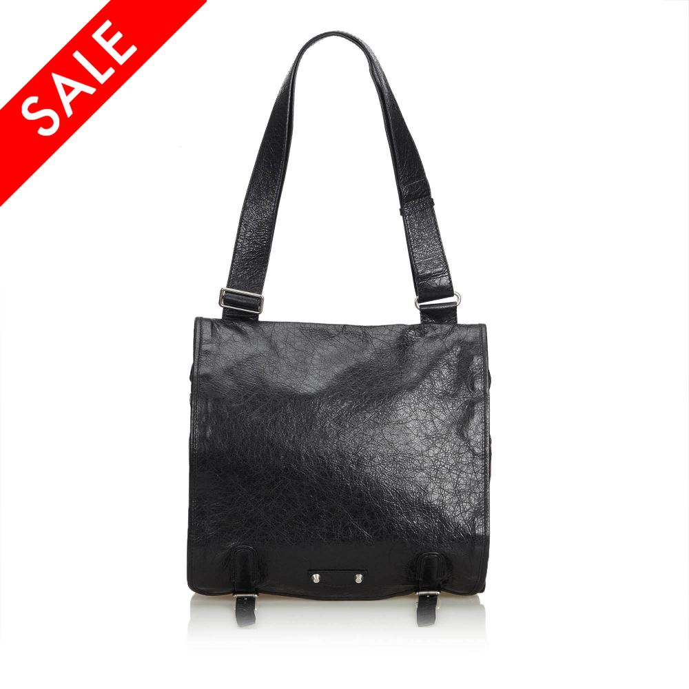e72aa7ed4da Balenciaga - Leather Shoulder Bag : MyPrivateDressing. Buy and sell ...
