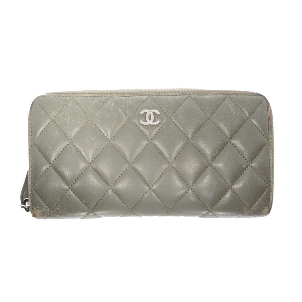 b3fb745dd99cba Chanel - Timeless Zippy wallet : MyPrivateDressing. Buy and sell ...
