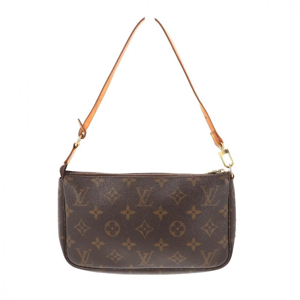 cbc614eff071c Louis Vuitton - Pochette Accessoire Bag Monogram   MyPrivateDressing ...