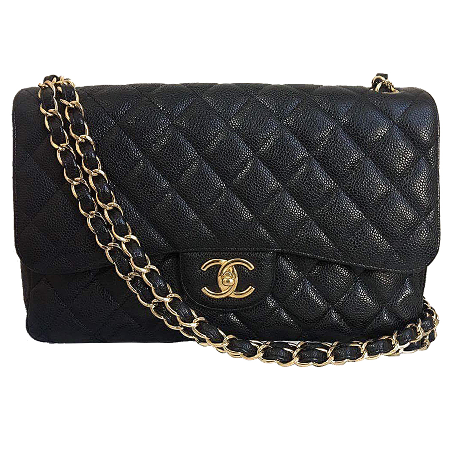 70540f0895c18a Chanel - Jumbo Caviar : MyPrivateDressing. Buy and sell vintage and ...