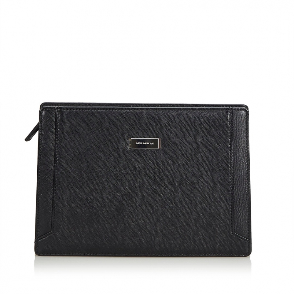 e04f60d7424 Burberry - Leather Clutch Bag : MyPrivateDressing. Buy and sell ...