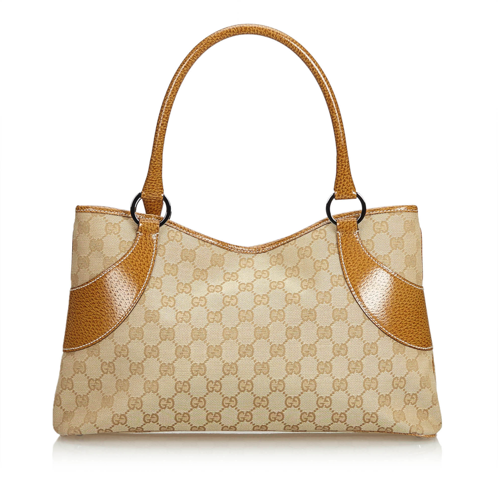 18dc7da375 Gucci - GG Jacquard Tote Bag : MyPrivateDressing. Buy and sell ...