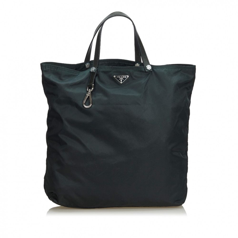 02829a6ce56 Prada - Nylon Tote Bag : MyPrivateDressing. Buy and sell vintage and ...