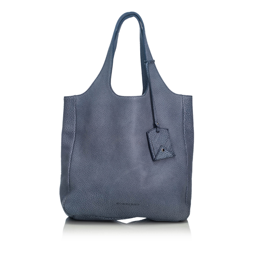 b87dae1c755c Burberry - Leather Tote Bag   MyPrivateDressing. Buy and sell ...