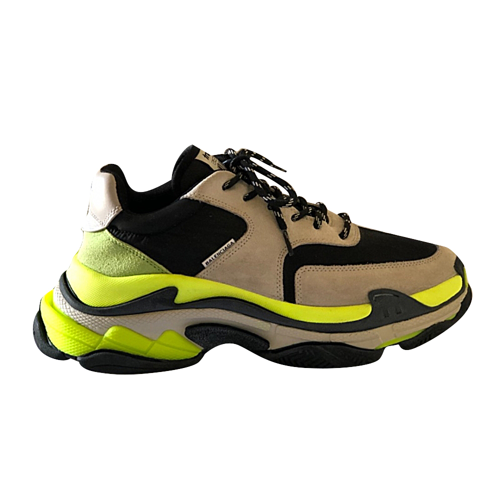 f0315e4f534 Balenciaga - Triple S Sneakers : MyPrivateDressing. Buy and sell vintage  and second hand designer fashion and watches. Free listing. Authenticity –  ...