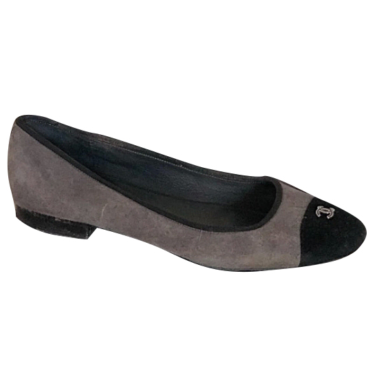 50edf619b675f Chanel - Ballet flats : MyPrivateDressing. Buy and sell vintage and ...