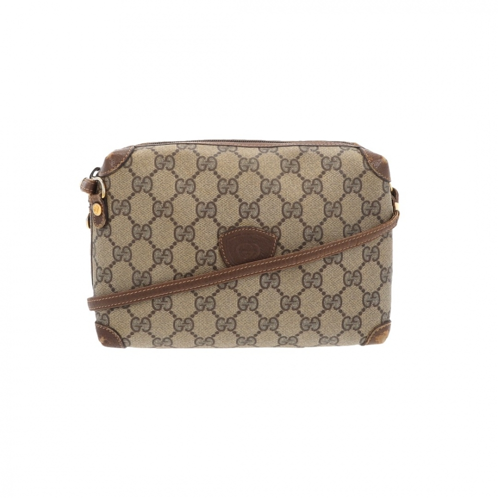 392e6ce77c1 Gucci - GG Supreme Bree Crossbody Bag   MyPrivateDressing. Buy and ...