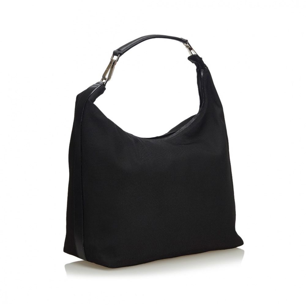 8549c7a8ad4 Gucci - Nylon Hobo Bag   MyPrivateDressing. Buy and sell vintage and ...