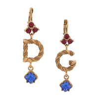 Dolce & Gabbana Women's 'Logo' Earrings
