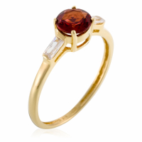 Or Bella 'Pourpre' Ring