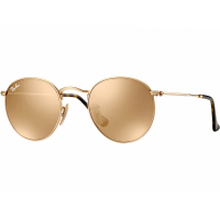 Ray-Ban 'Round Metal' Sunglasses
