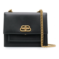 Balenciaga Women's 'Sharp S Chain' Shoulder Bag