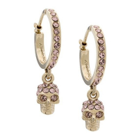 Alexander McQueen Women's 'Skull' Earrings