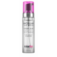 Minetan Eau micellaire 'Everyday Glow Gradual Tan' - 200 ml