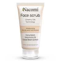 Nacomi 'Face Moisturizing' Scrub - 85 ml