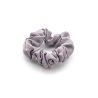 Zoë Ayla 'Silky Sleep Scrunchies' Set - Grey 5 Units