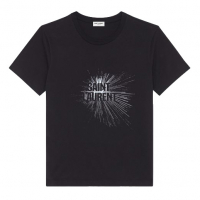 Saint Laurent 'Blacklight' T-Shirt für Damen