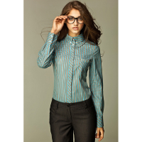 Nife Women's 'Button-up' Shirt