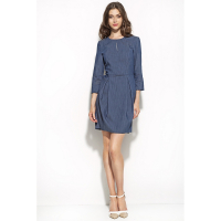 Nife Robe '3/4 Sleeve' pour Femmes
